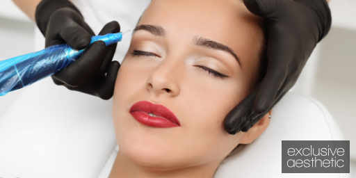 Semi Permanent Makeup - Exclusive Aesthetic Dubai, UAE.